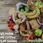 15 loại thực phẩm tăng cường sức đề kháng, phòng chống covid 19